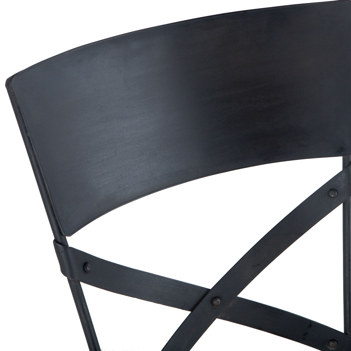 Artezia Matte Black Dining Chairs