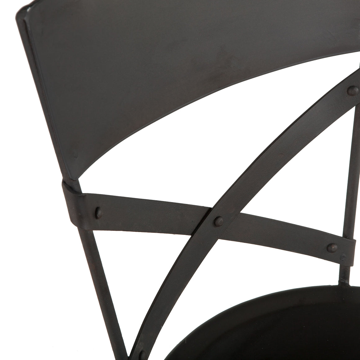 Artezia Matte Black Bar Stools