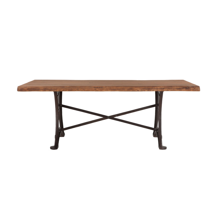 Blayne Live Edge Dining Table