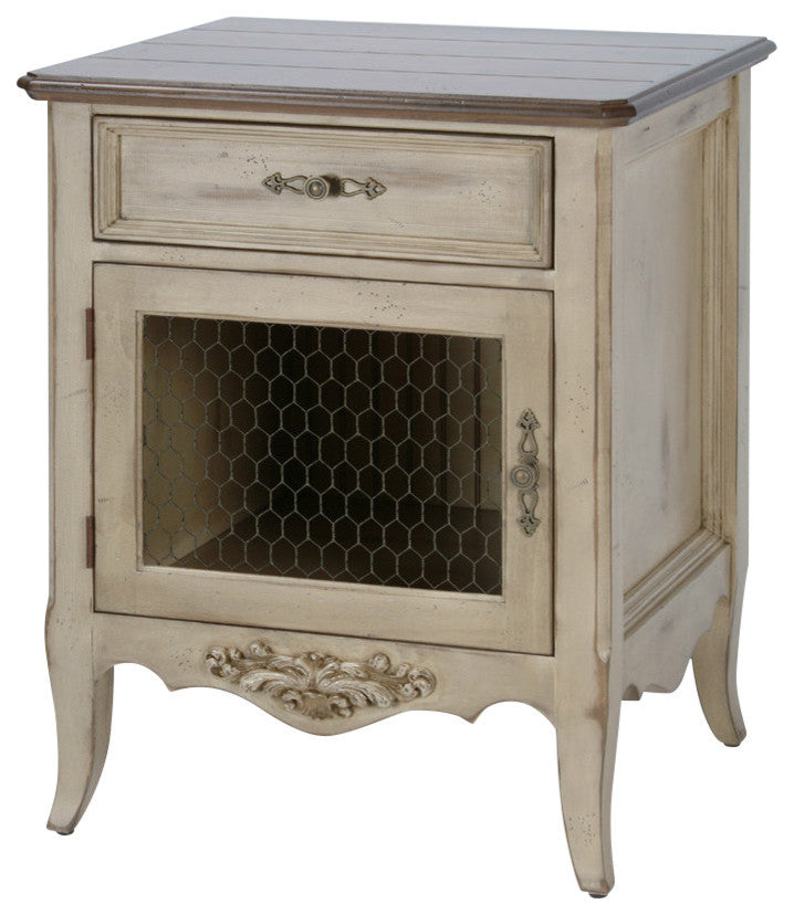 Accent Table - Chateau Side Chest