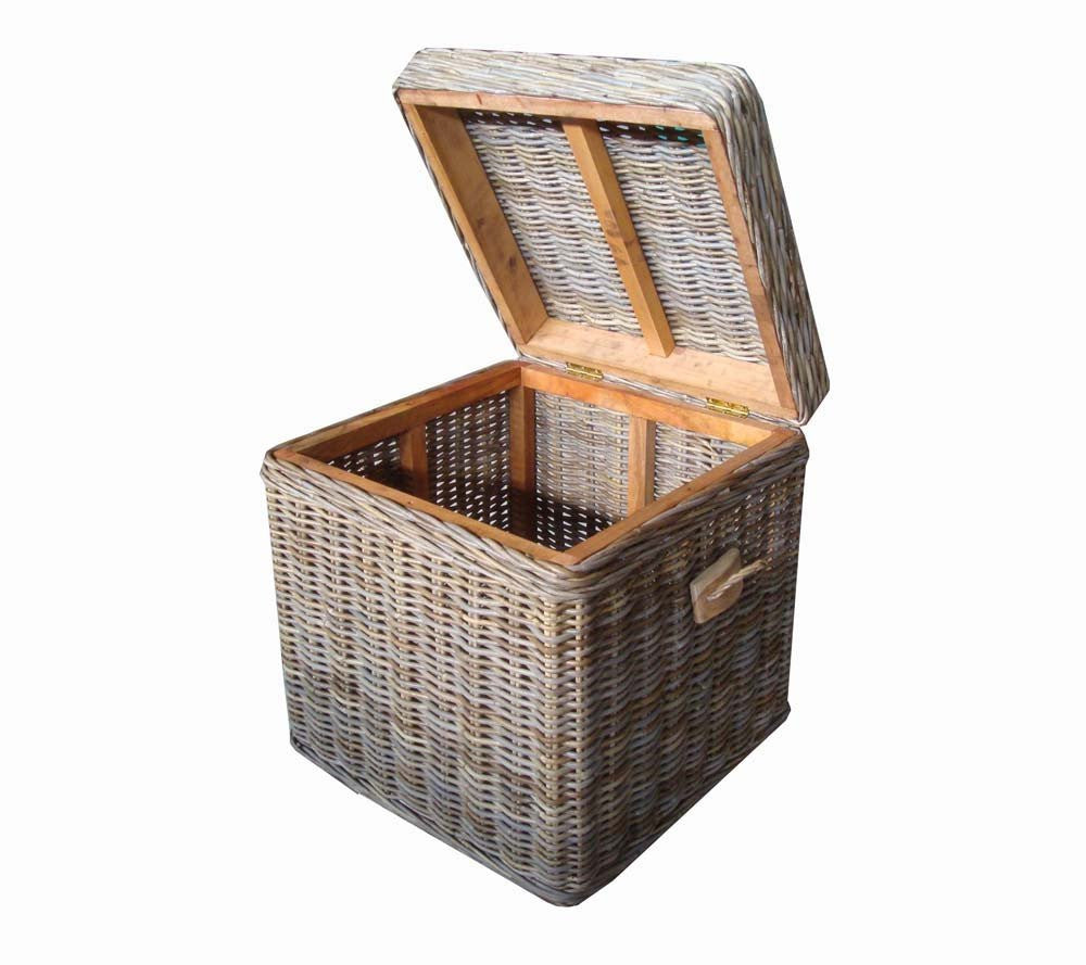 ... Accent Table - Kubu End Table Trunk ...  sc 1 st  Nook u0026 Cottage & Kubu End Table Trunk - Nook u0026 Cottage