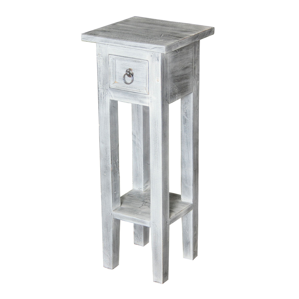 Accent Table - Shutter End Table