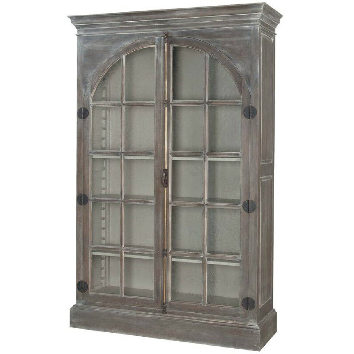 Cabinet - Manor Arched Door Display Cabinet