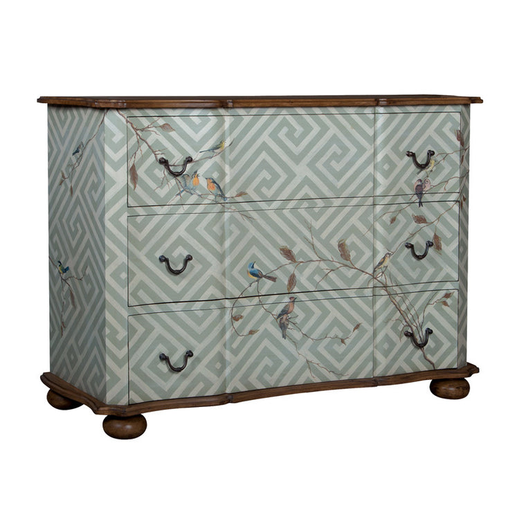 Chest / Commode - Duchess Chest, Birds