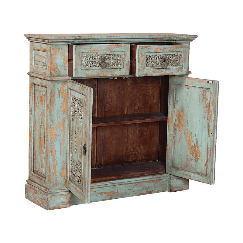 Chest / Commode - Vintage Hall Chest