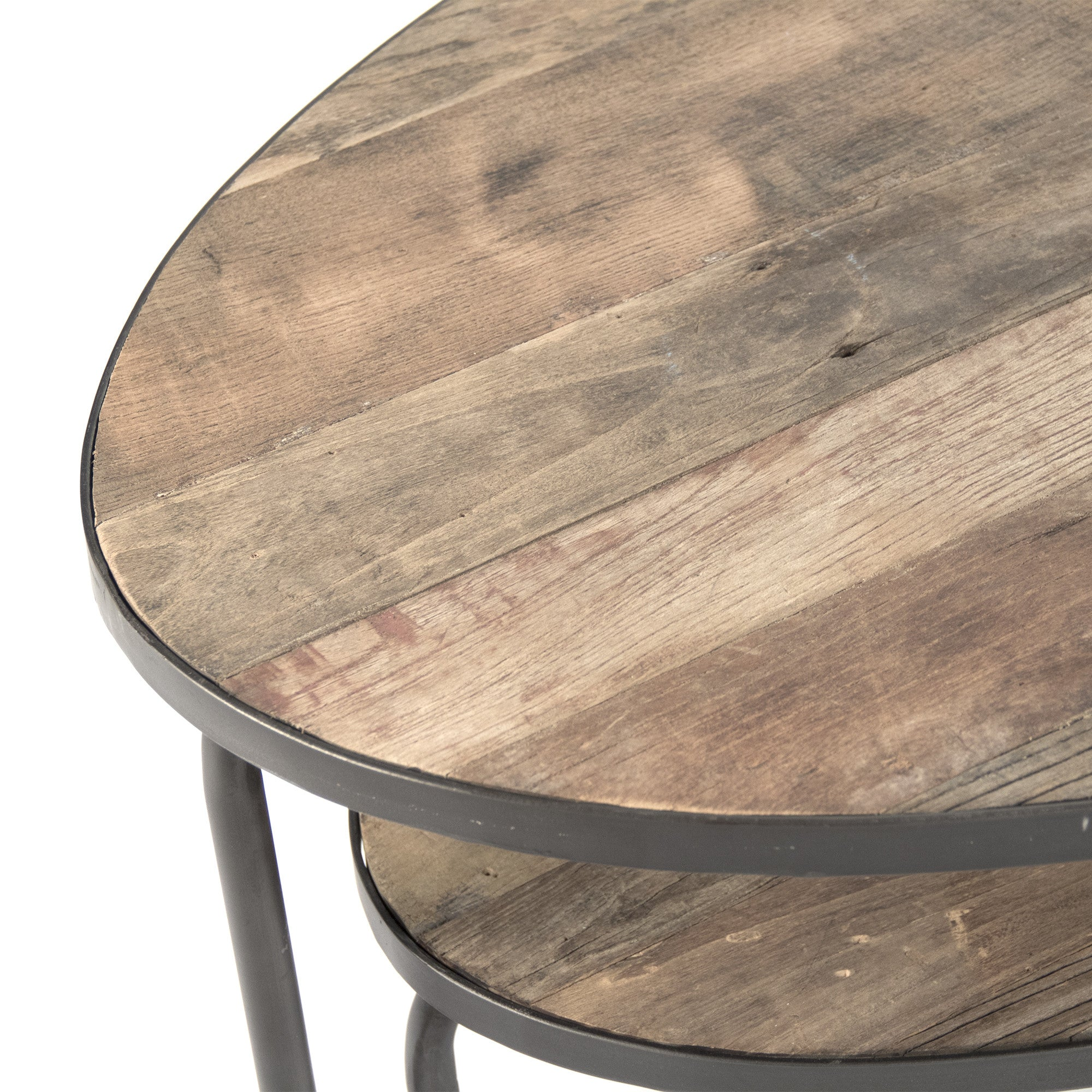 Miraculous Alberta Oval Coffee Table By Zentique Machost Co Dining Chair Design Ideas Machostcouk