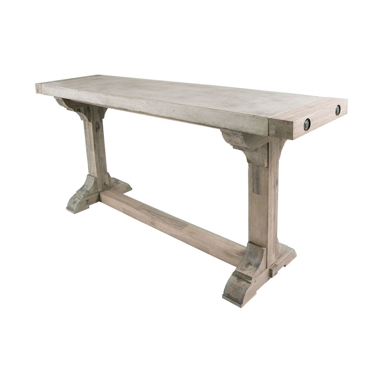Console / Sofa Table - Pirate Console Table