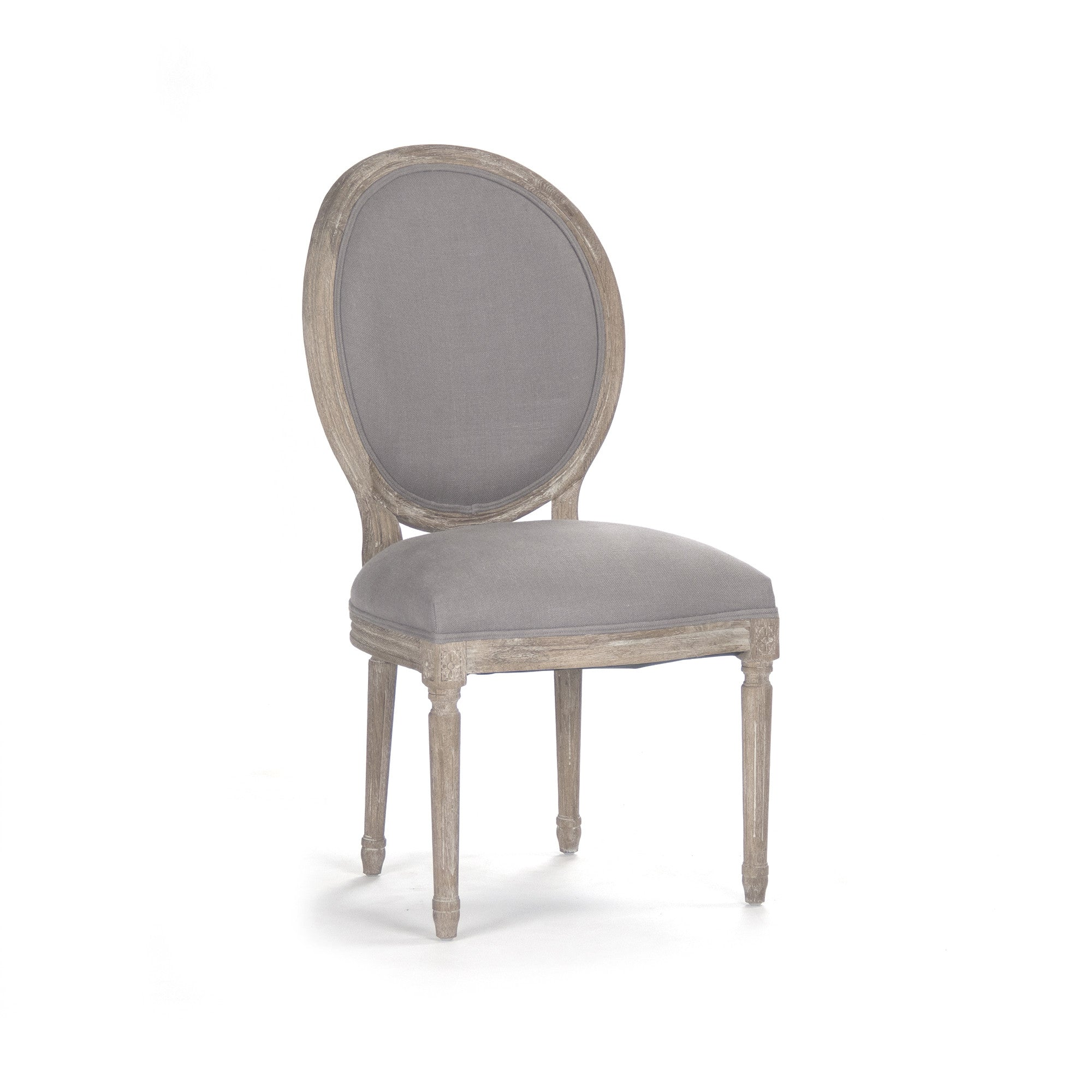 ... Dining Chair   Medallion Side Chair, Limed Oak ...
