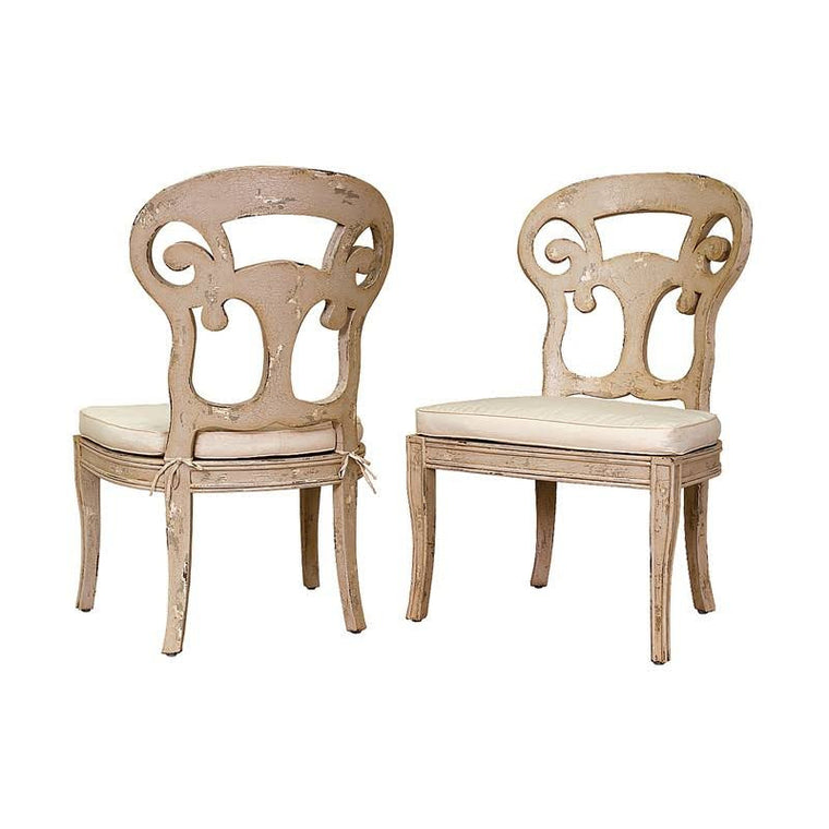 Dining Chair - Verona Club Side Chairs