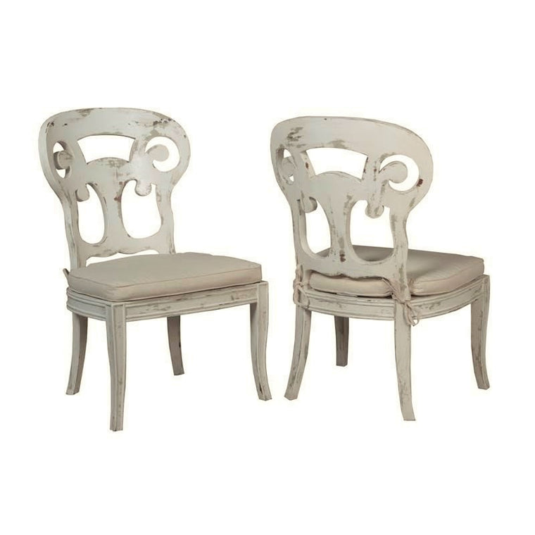 Verona Club Side Chairs