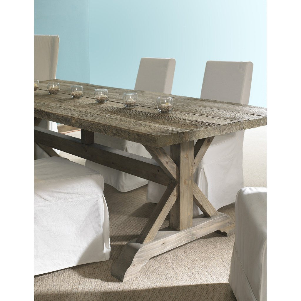 Dining Table - Salvaged Wood Dining Table