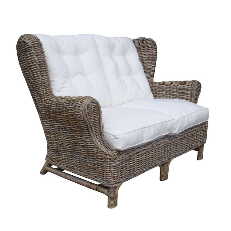 Loveseat - Kubu Wing Loveseat
