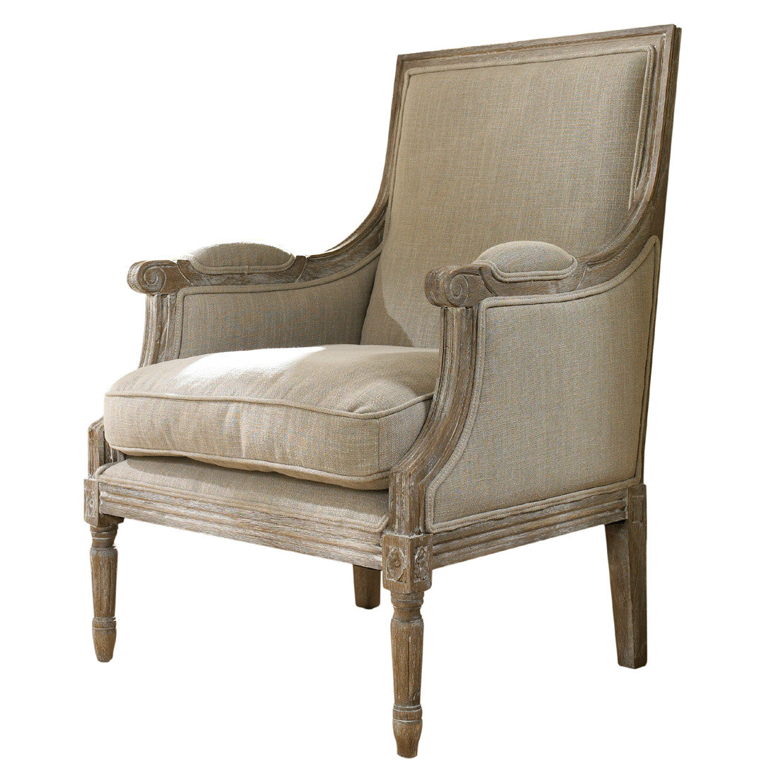 Occasional Chair - Carolina Beach Lounge Chair