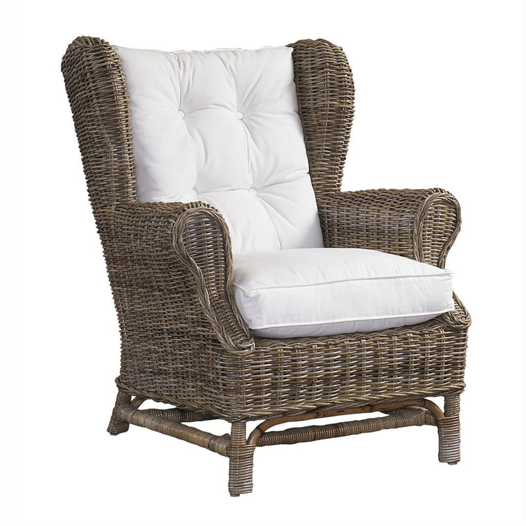 guildmaster caned wing back chair various finishes chairs nook cottage. Black Bedroom Furniture Sets. Home Design Ideas