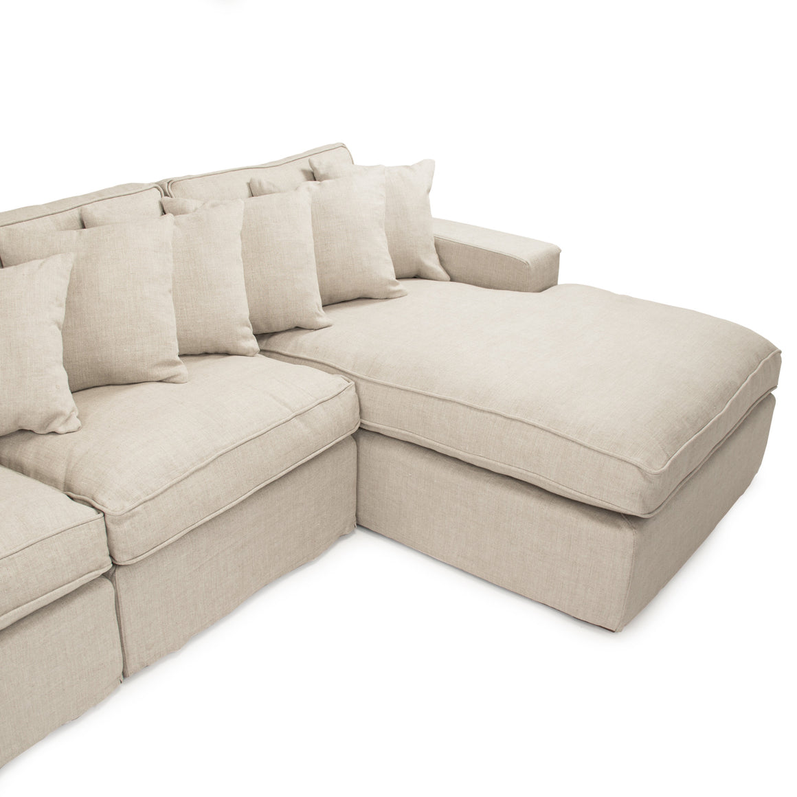 Sofa, Sectional - Chaud Sectional
