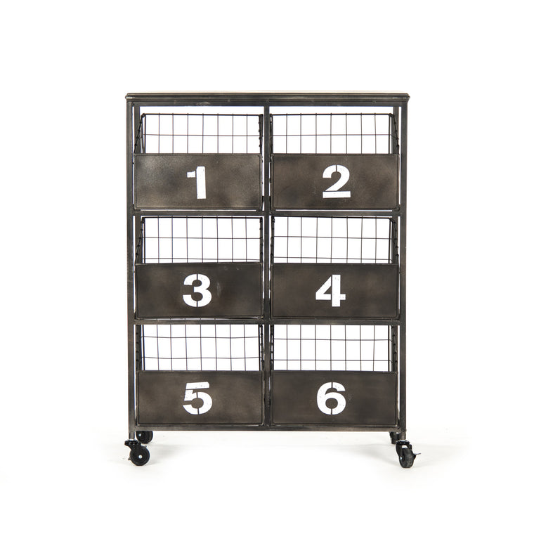 Storage Rack - Claudio Storage Rack