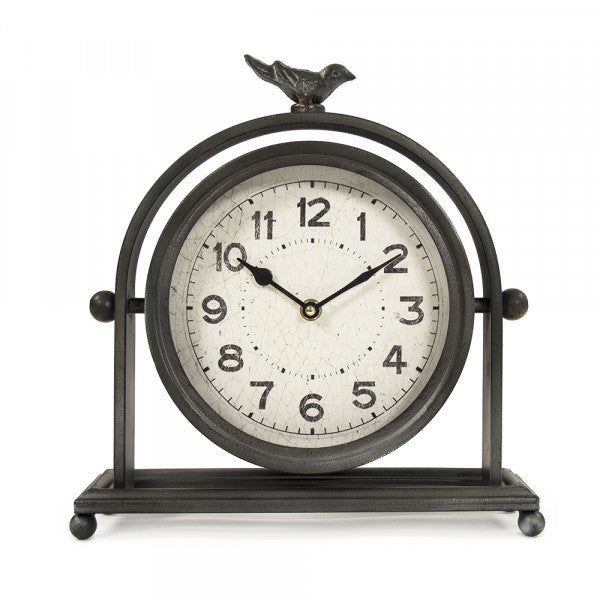 Songbird Table Clock
