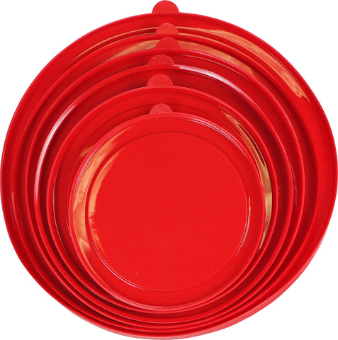 12 Piece Bowl Set Replacement, Red