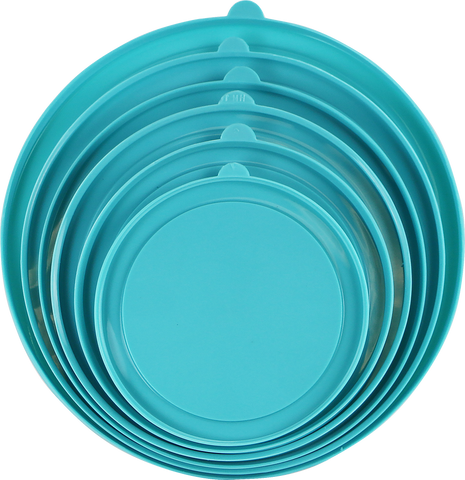12 Piece Bowl Set Replacement, Turquoise