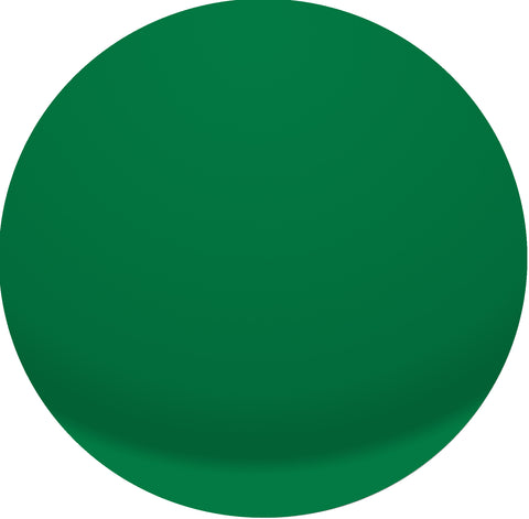 "8"" Enamel on Steel Burner Cover, Hunter Green"
