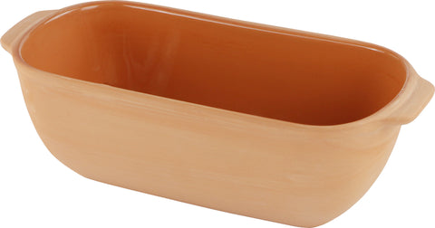 Eurita Clay Loaf Pan, 2 Quarts