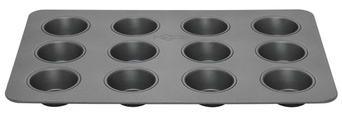 PrepCo, 12 cup muffin pan, Grey
