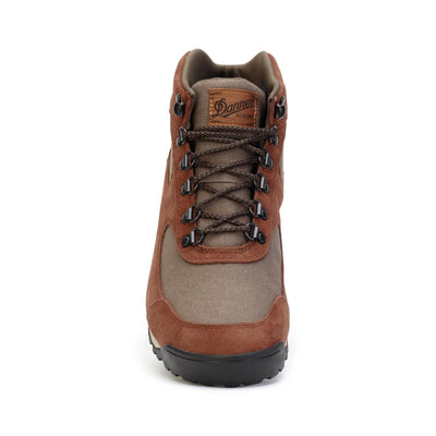 Danner Men's Hiking Boots Jag Bark Dusty Olive Suede 37365