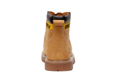 caterpillar-mens-work-boots-second-shift-honey-suede-p70042-heel
