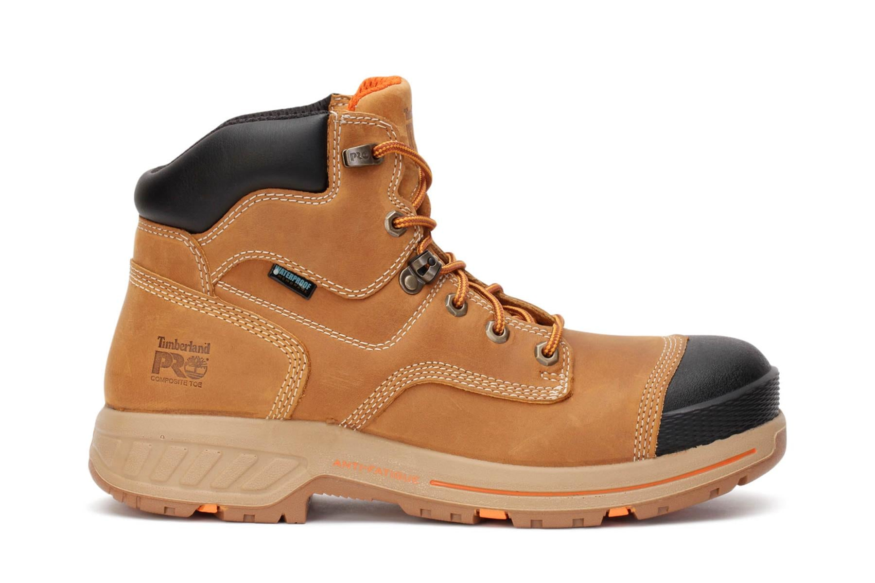 "Helix HD 6"" Composite Toe Timberland Pro Work Boots"