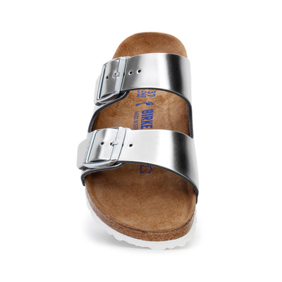 birkenstock-womens-slide-sandals-arizona-bs-silver-1005961-narrow-fit-front