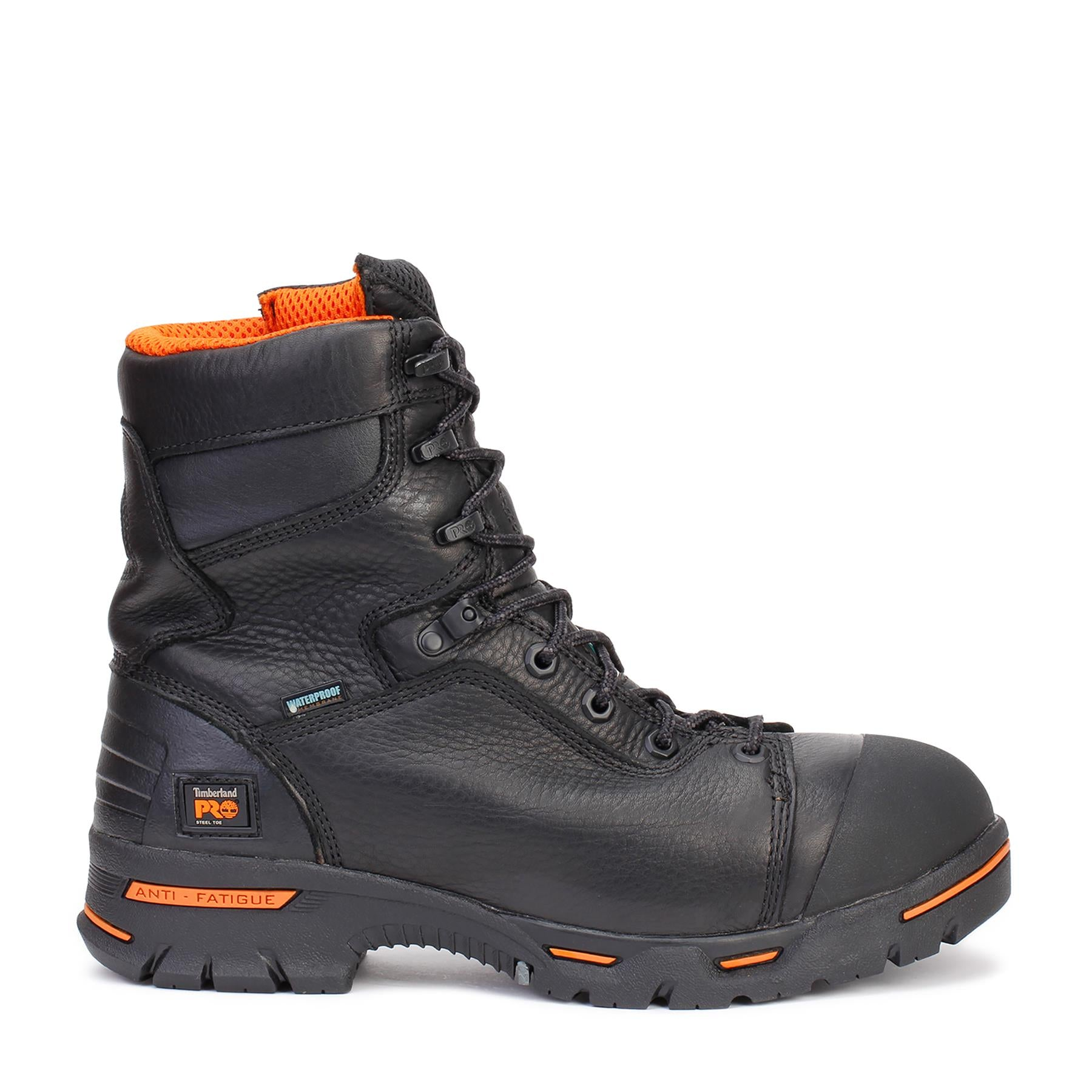 "8"" Endurance Steel Toe"