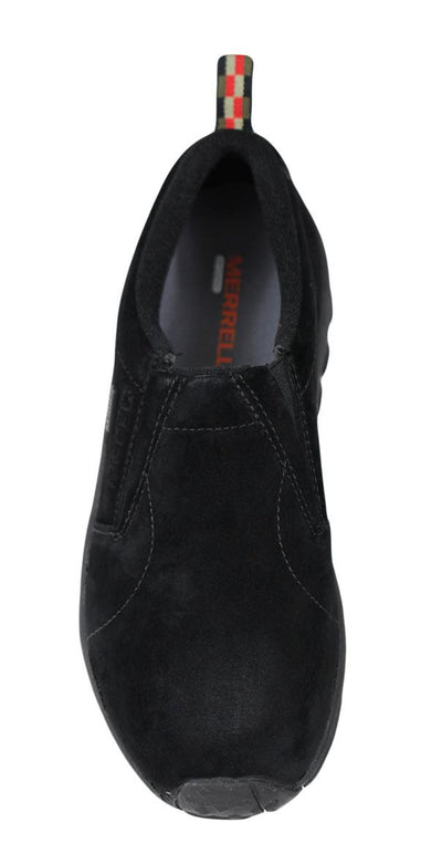 merrell-mens-slip-on-shoes-jungle-moc-black-waterproof-j52929-front