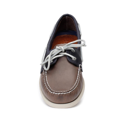 sperry-top-sider-mens-boat-shoes-a-o-2-eye-sarape-grey-navy-sts4047-front