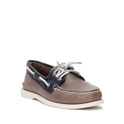 sperry-top-sider-mens-boat-shoes-a-o-2-eye-sarape-grey-navy-sts4047-3/4shot