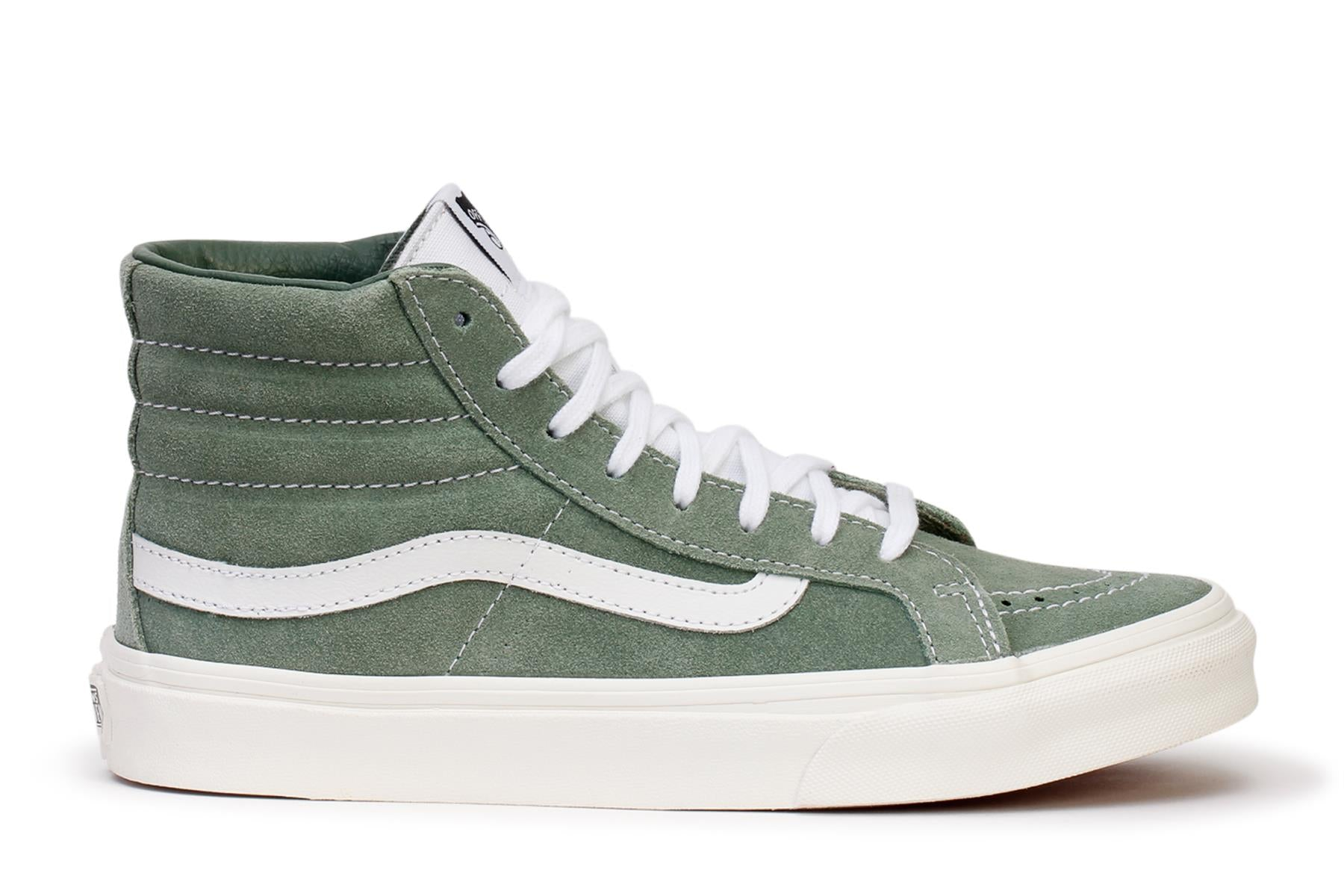 Vans Sneakers Sk8-Hi Slim Retro Sport Sea Spray True White VN0A32R2OI6
