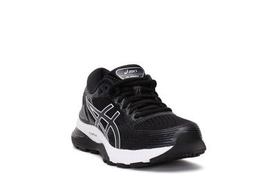 asics-womens-running-sneakers-gel-nimbus-21-black-dark-grey-3/4shot