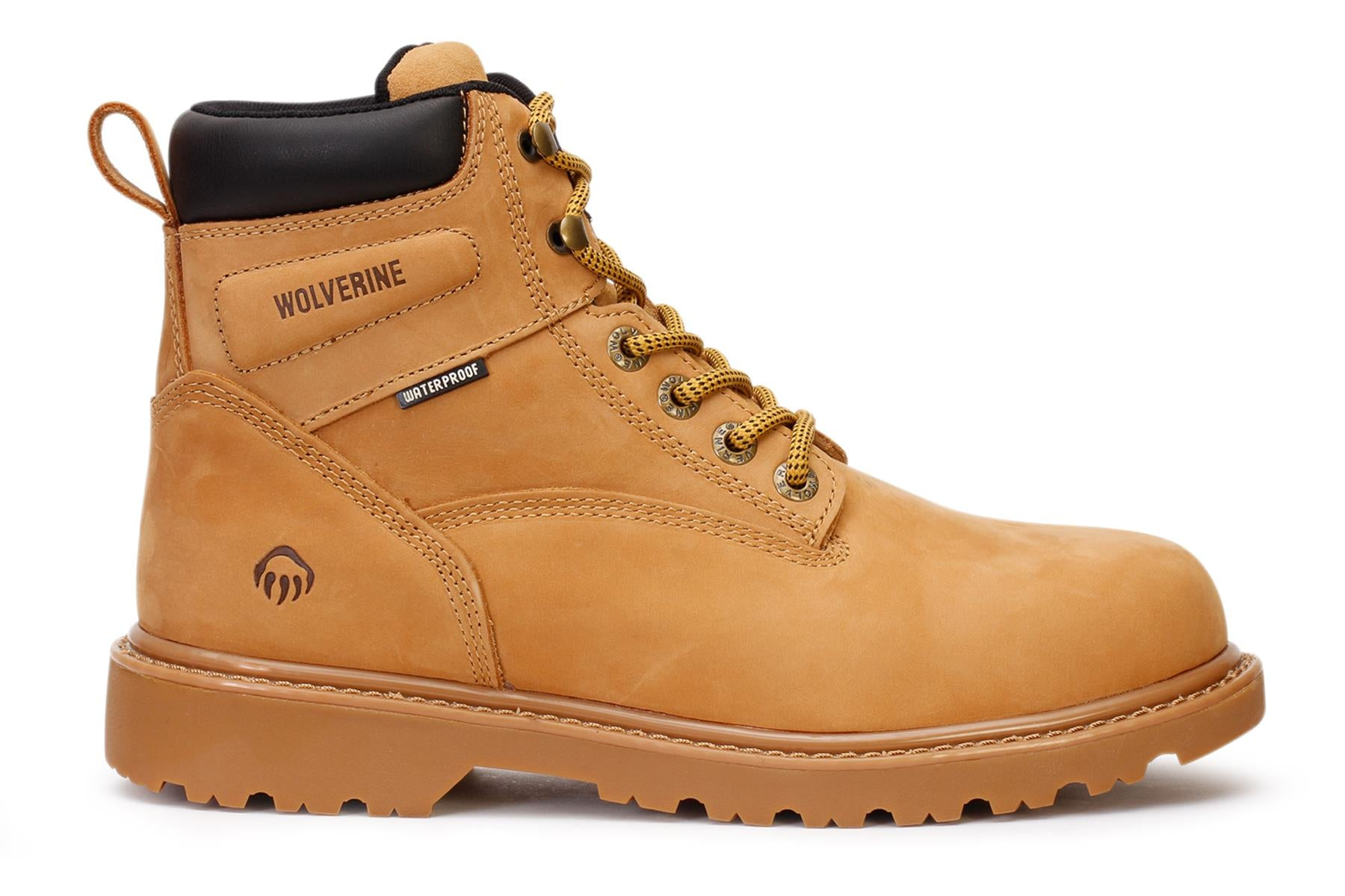 Floorhand Steel Toe Wolverine Work Boots