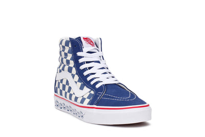 vans-mens-sneakers-sk8-hi-reissue-true-navy-white-vn0a4bv8v3x-3/4shot