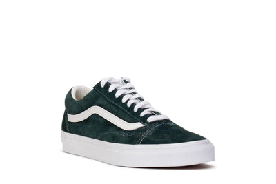 vans-mens-sneakers-old-skool-darkest-spurce-white-suede-vn0a38g1u5j-3/4shot