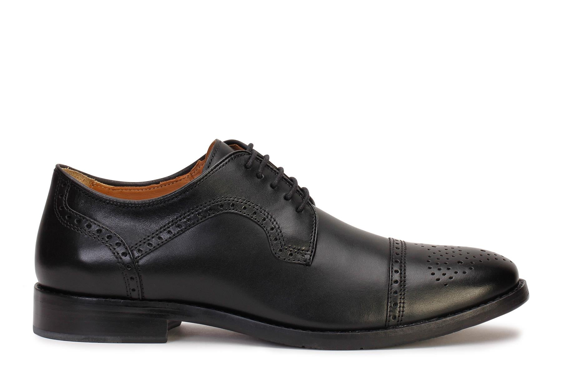 Halford Cap Toe Oxford