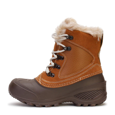 the-north-face-kids-shellista-extreme-winter-boots-daschshund-brown-moonlight-ivory-opposite