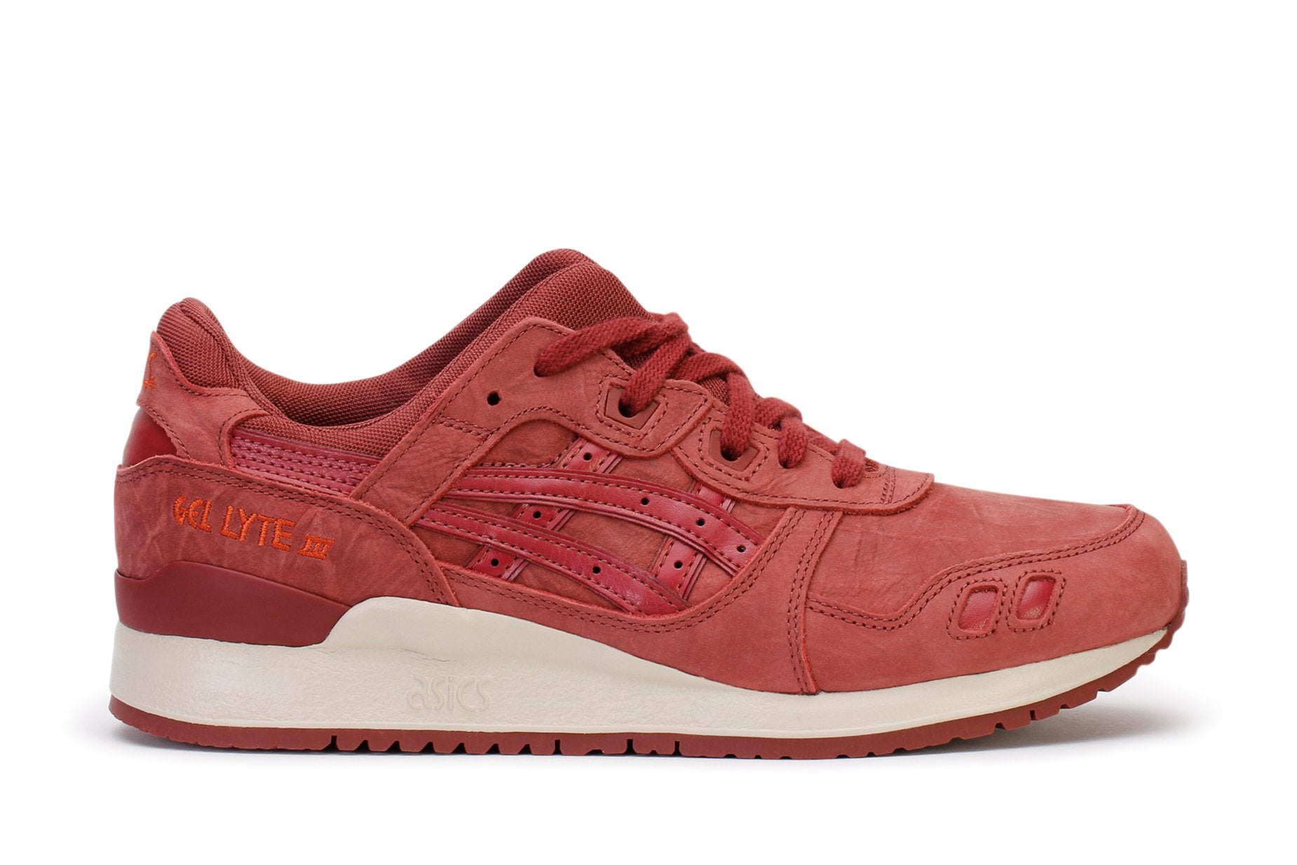 Asics Tiger Men's Sneakers Gel-Lyte III Russet Brown Russet Brown HL7V3-2626