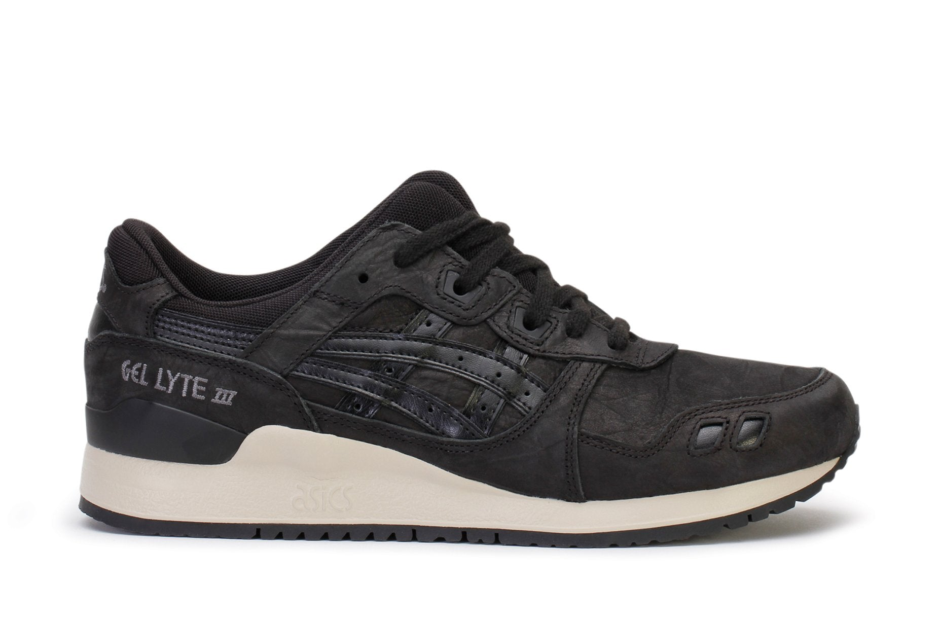 Asics Tiger Men's Sneakers Gel-Lyte III Black Black HL7V3-9090