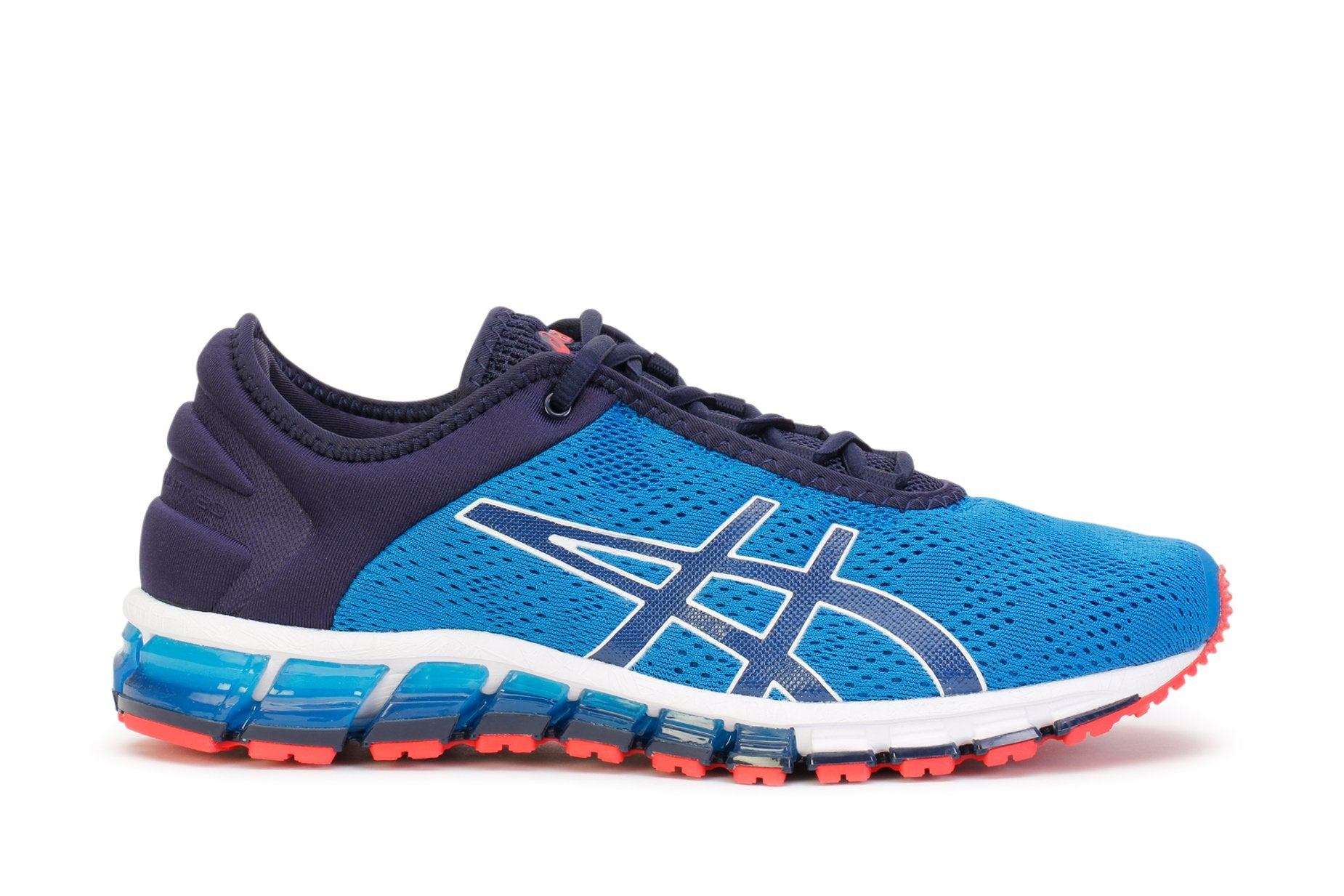 Asics Men's Running Sneakers Gel-Quantum 180 3 Race Blue Peacot 1021A029-400