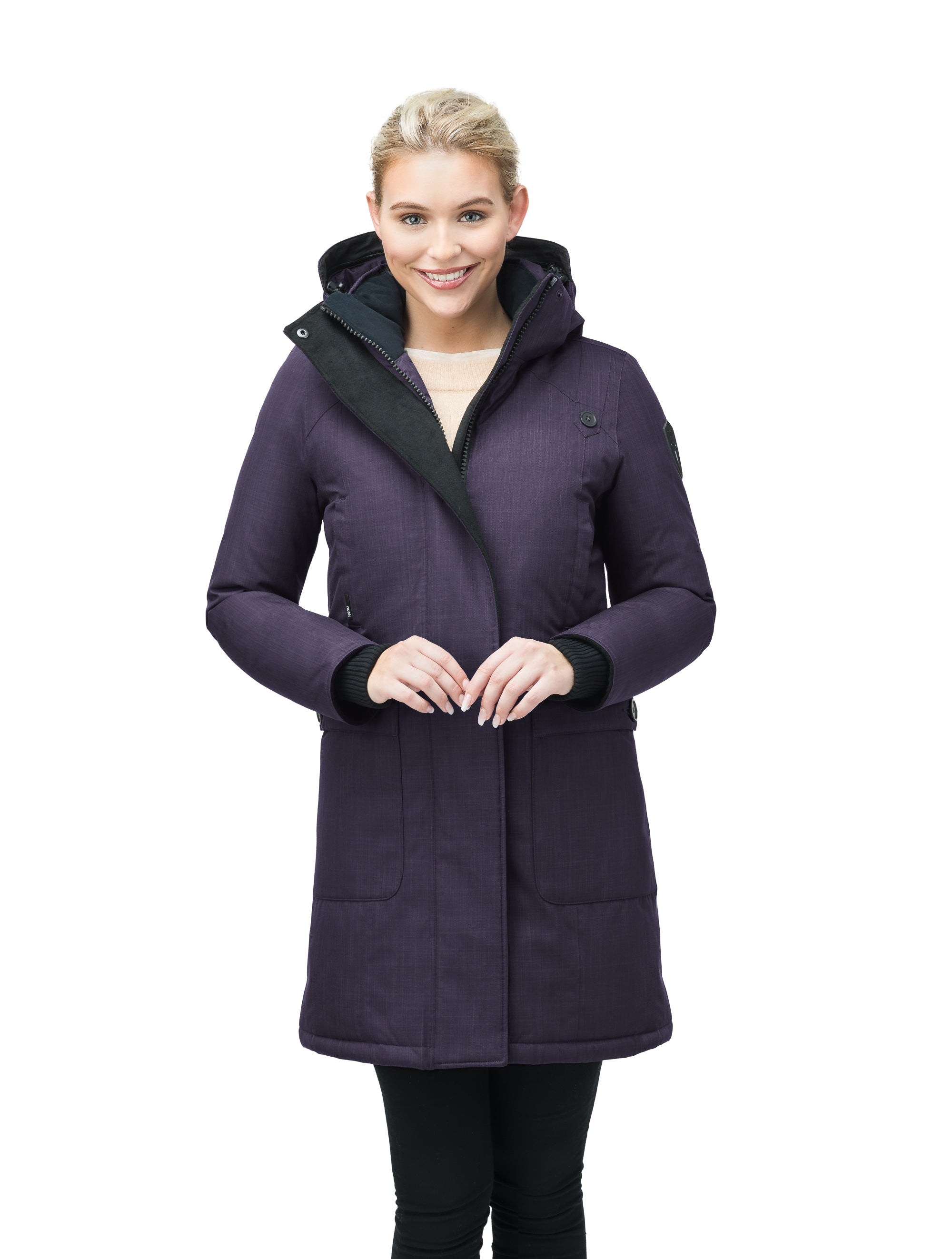 nobis-womens-merideth-ladies-parka-jackets-crosshatch-purple-main