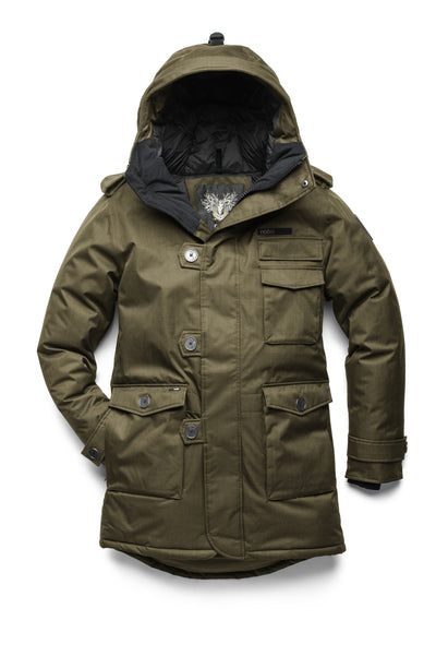 Shelby Military Parka Nobis