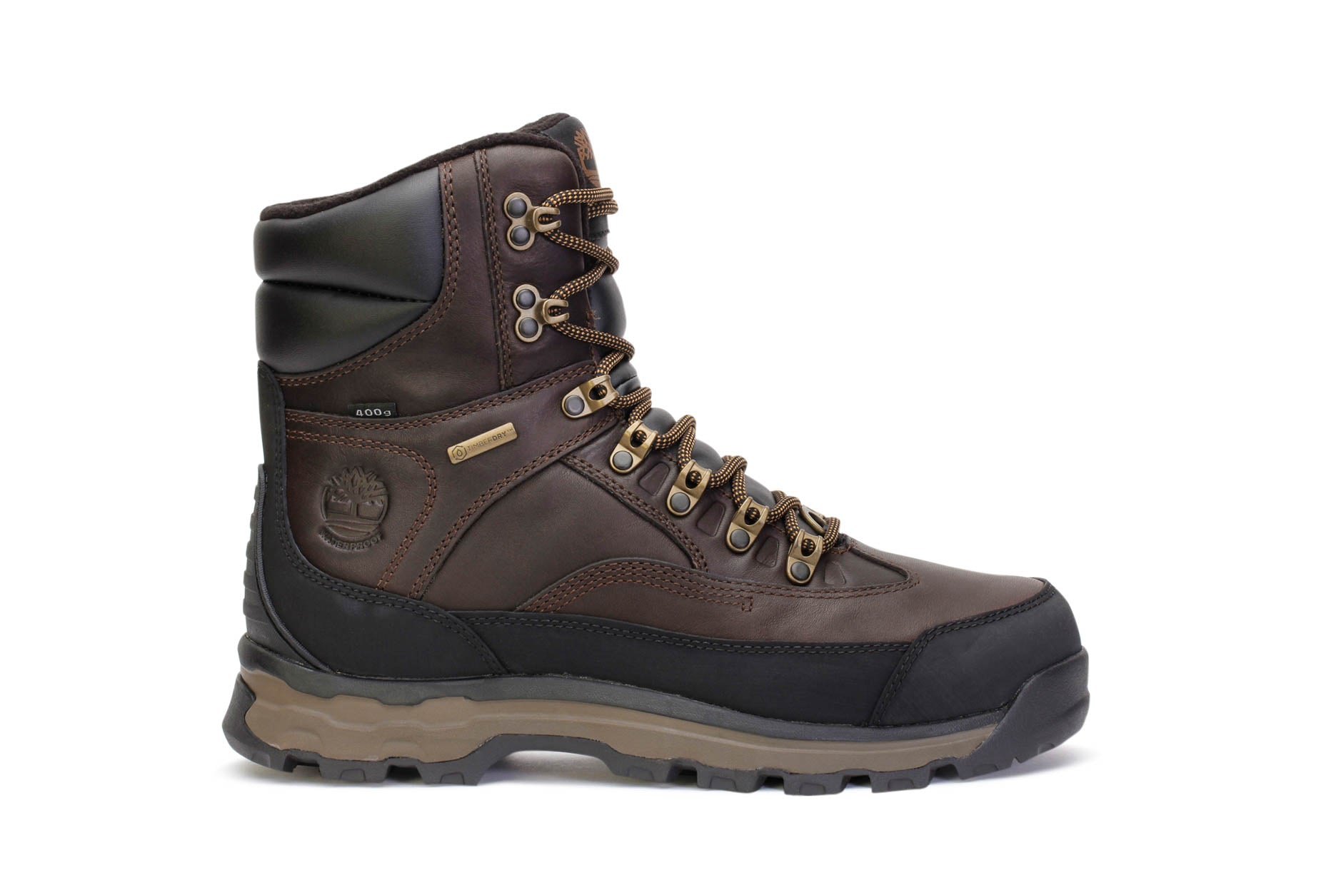 "8"" Chocoura Trail 2.0 Waterproof Timberland Boots"