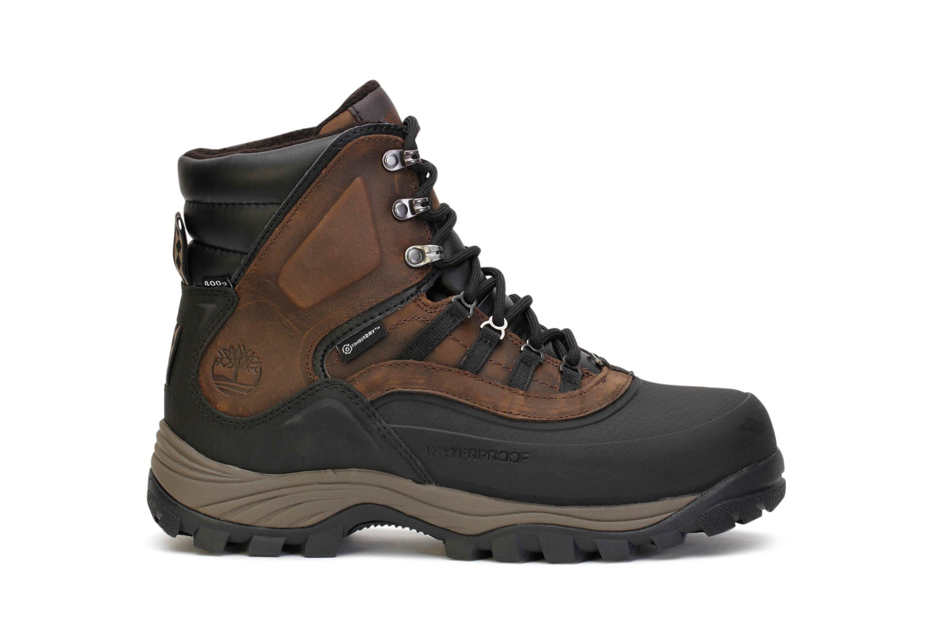 Chocoura Waterproof Timberland Boots