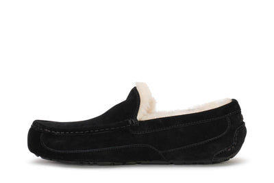 ugg-mens-ascot-slipper-black-suede-opposite