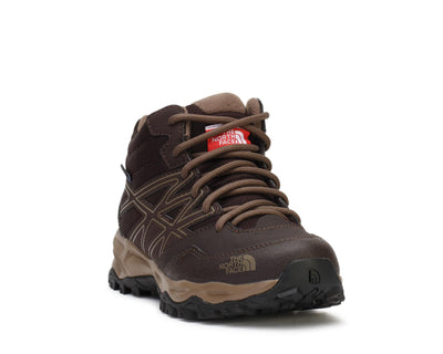 the-north-face-kids-mid-boots-jr-hedgehog-waterproof-brown-brown-0cj8qysl-3/4shot